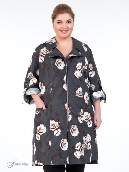 e7ce34741d7 Верхняя женская одежда больших размеров - купить в Москве в интернет ...