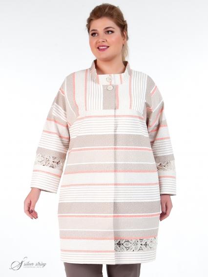 f58caf34cdf79e9 Верхняя женская одежда больших размеров - купить в Москве в интернет ...