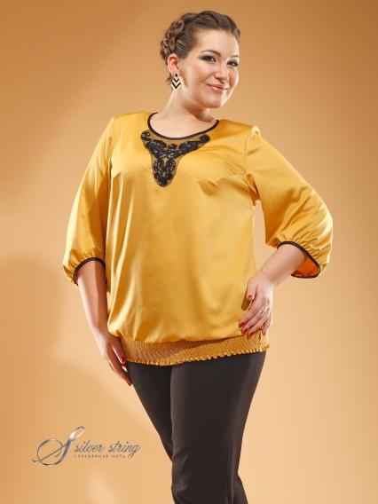 Блузки Больших Размеров Для Женщин В Самаре