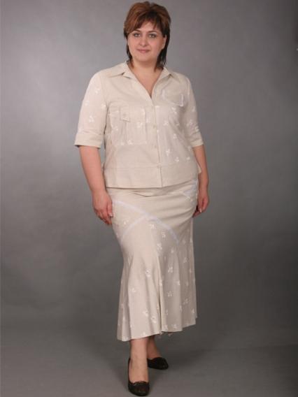 Одежда Больших Размеров Из Льна Доставка