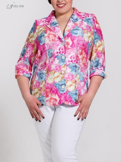 Женская одежда больших размеров - жакет - 2506427