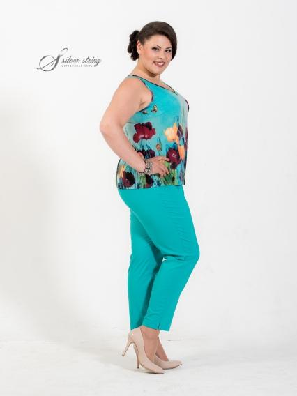 Женская одежда больших размеров - топ - 2566312