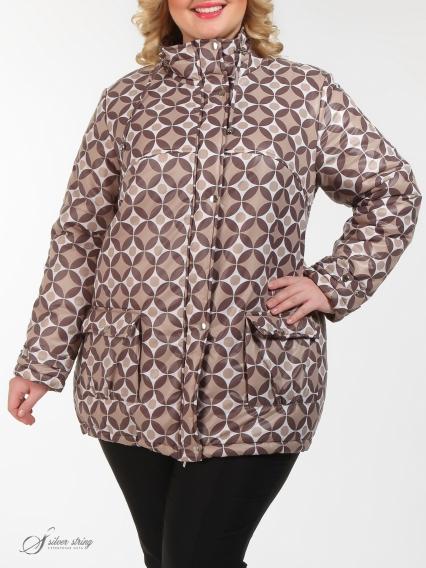 c05da8d87247697 Женская одежда больших размеров - Куртка - 281703311