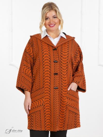 Верхняя женская одежда больших размеров - купить в Москве в интернет ... 0d42d856e50