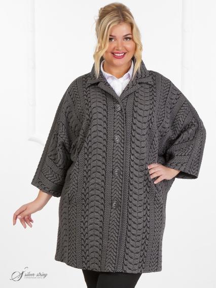 Верхняя женская одежда больших размеров - купить в Москве в интернет ... d2fcd9b9118