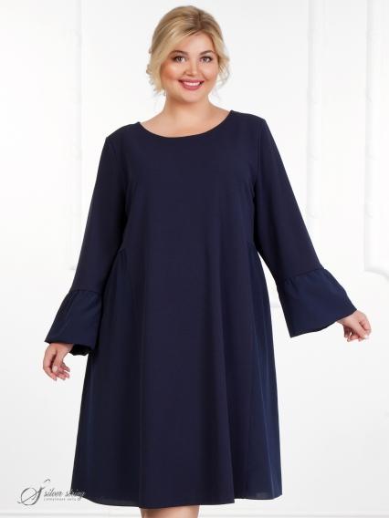 9d9b00d26e179a9 Женская одежда больших размеров - платье - 285537938