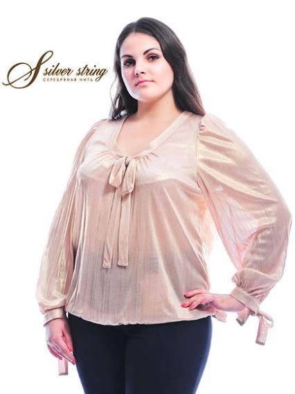 Трикотажные Блузки Для Полных Женщин От Швейных Производителей