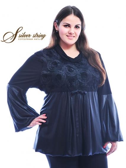 Красивые Блузки Для Полных Женщин В Омске