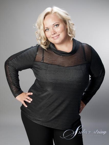 Купить Блузку Для Полных Женщин В Уфе
