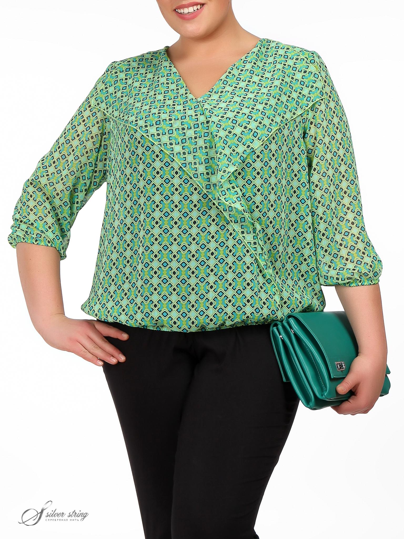 Блузка 54 Размера В Самаре