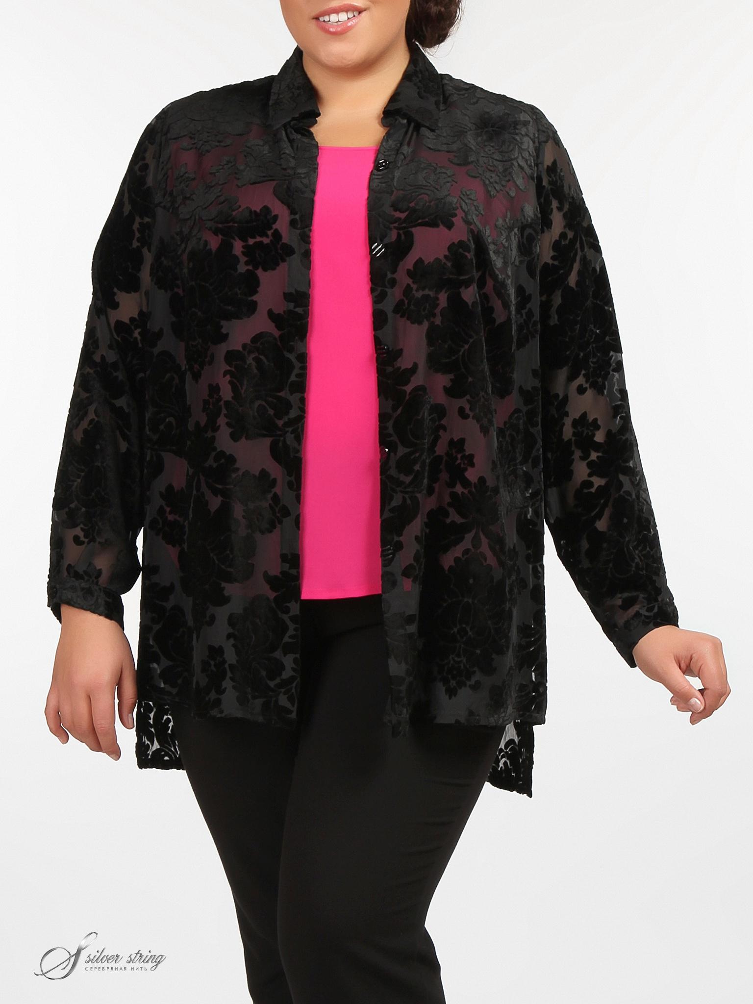 Блузка Из Панбархата