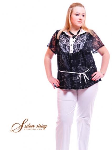 Купить Блузку Большого Размера В Интернет Магазине