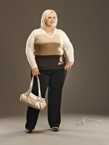 a64196f42b6 Женская одежда больших размеров - брюки - 2102242. брюки - 2102242
