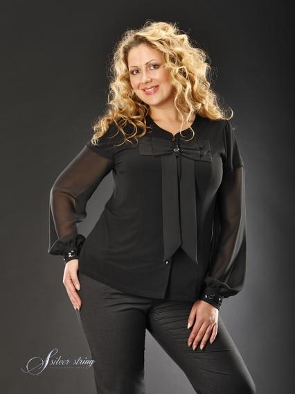 3a0ec3f663721e3 Блузки нарядные большого размера. Блузки большого ...